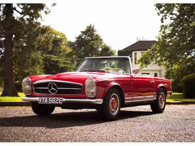 1967 Mercedes-Benz 230 SL Pagoda | 1018772