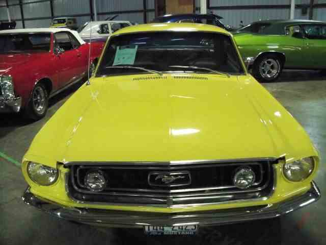 1968 Ford Mustang | 1010878