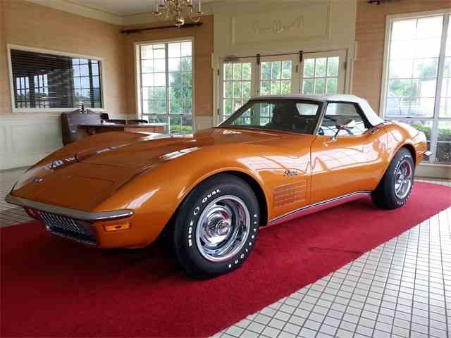 1971 Chevrolet Corvette | 1018780