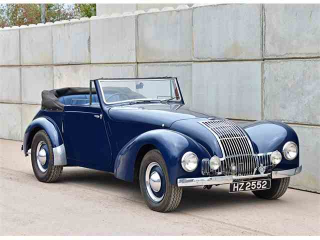 1949 Allard M-Type Drophead Coupé | 1018781