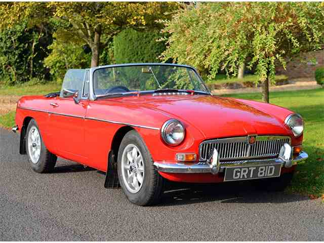 1966 MG MGB | 1018782