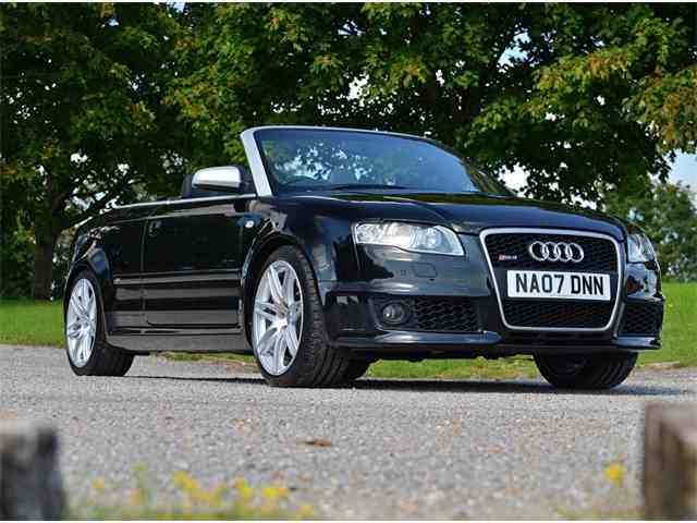 2007 Audi RS4 Cabriolet | 1018784