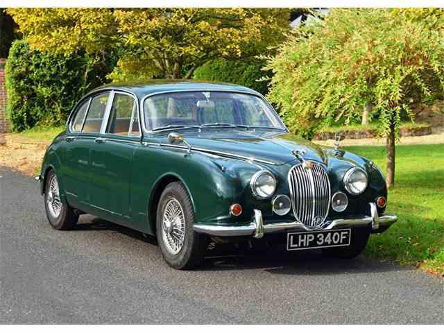 1967 Jaguar 340 Saloon (Man O/D) | 1018786