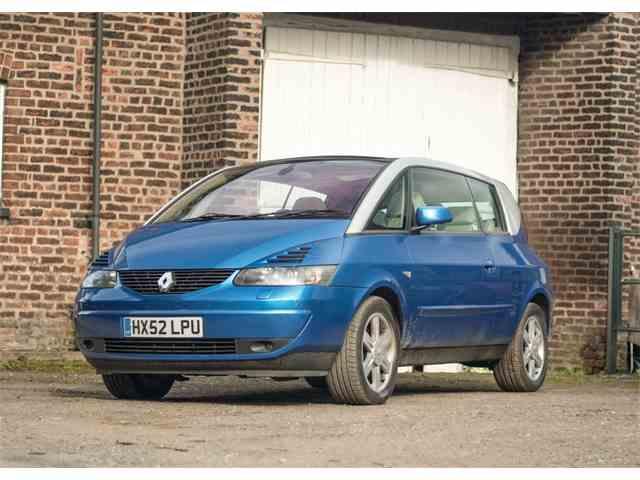 2002 Renault Avantime Privilege | 1018787