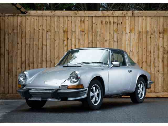 1972 Porsche 911 T Targa *WITHDRAWN* | 1018791