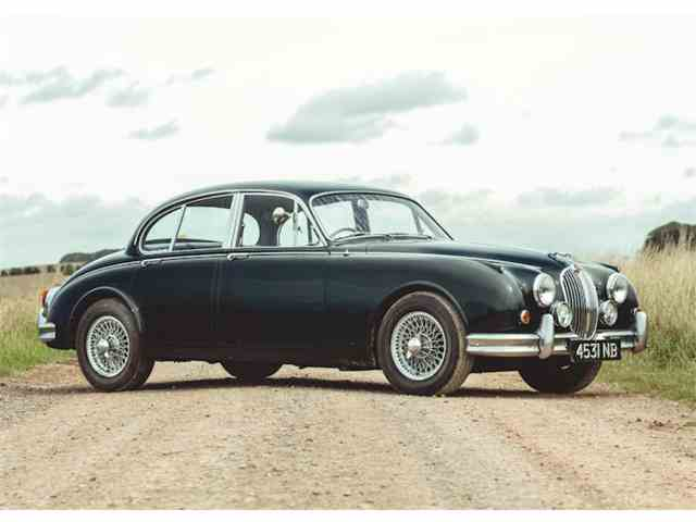 1960 Jaguar Mk. II (2.4 litre Man O/D) | 1018792