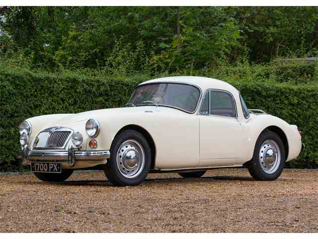 1960 MG A 1600 Coupé   1018794