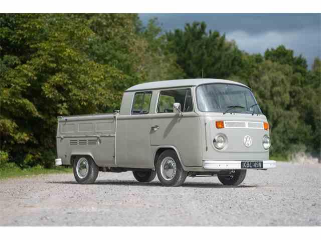 1974 Volkswagen T2 Double Cab Pick-up | 1018796
