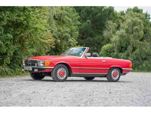1983 Mercedes-Benz 280SL | 1018797