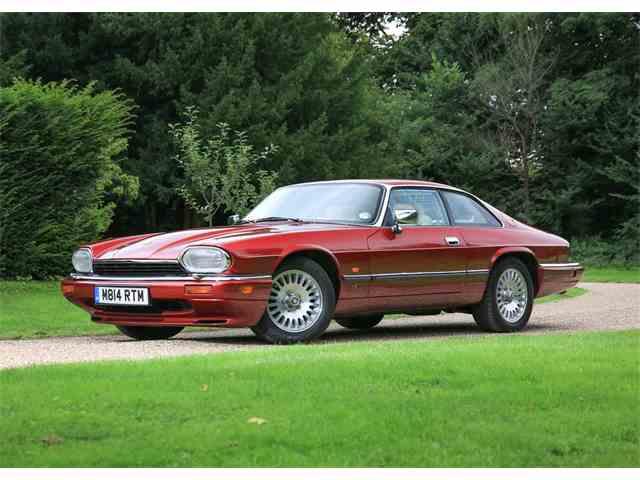 1994 Jaguar XJS Coupé (6.0 Litre)   1018800