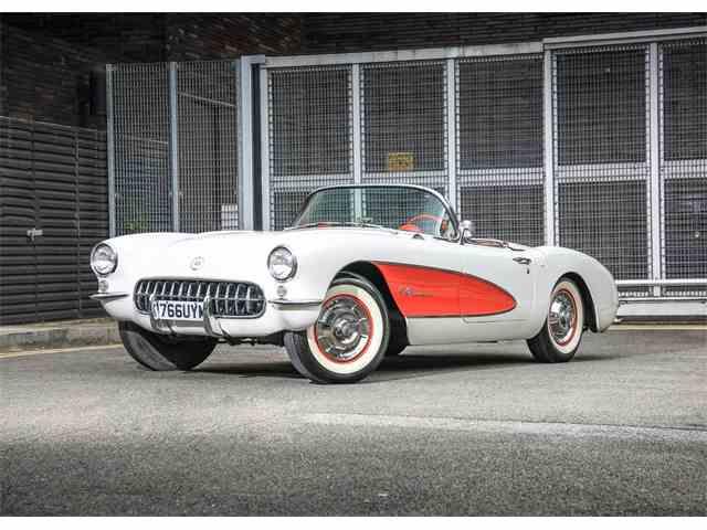 1957 Chevrolet Corvette C1 | 1018801