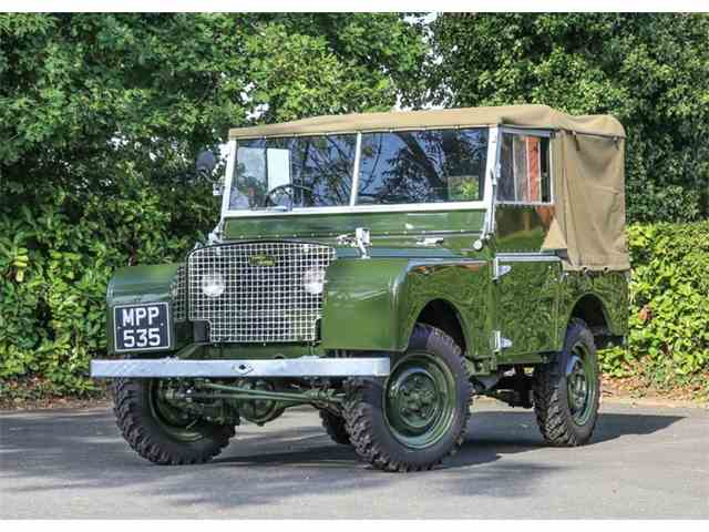 1949 Land Rover Series I | 1018802