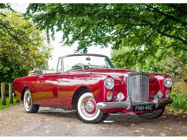 1962 Bentley S2 Continental Drophead Coupé by Park Ward | 1018804