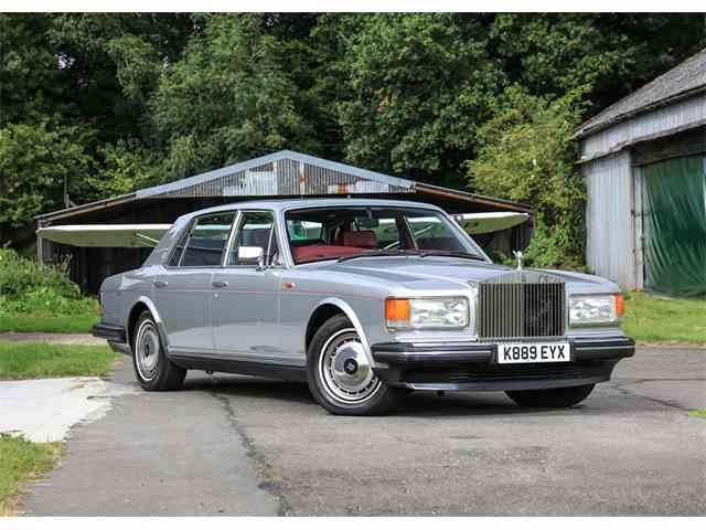 1993 Rolls-Royce Silver Spur | 1018818