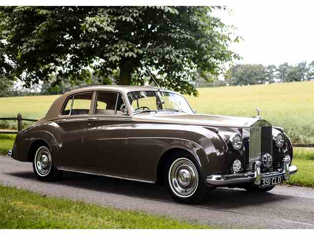 1961 Rolls-Royce Silver Cloud II | 1018821