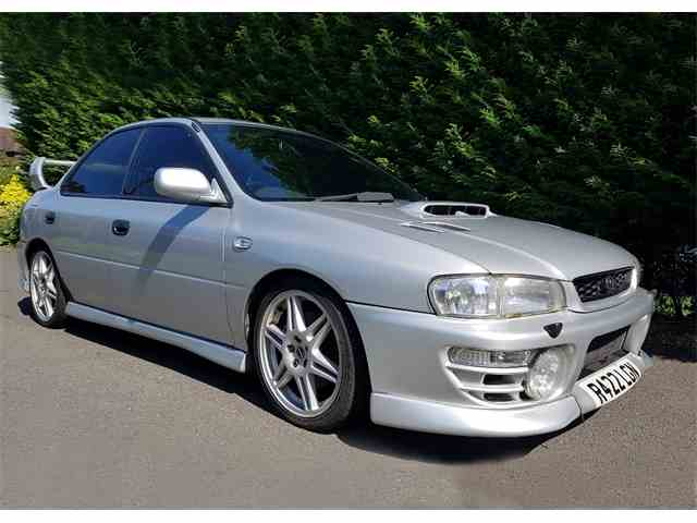 1998 Subaru Impreza Turbo (2.0 litre) | 1018822