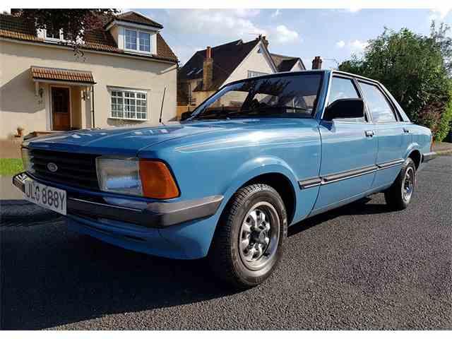 1982 Ford Cortina Crusader Mk. V (1.6 litre) | 1018823