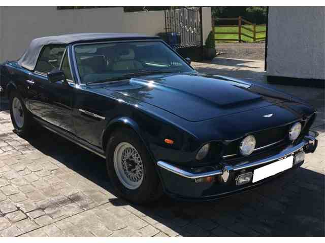 1979 Aston Martin Volante   1018825