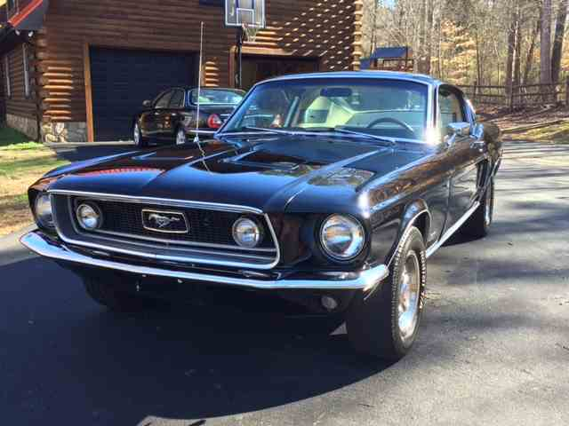 1968 Ford Mustang | 1018826