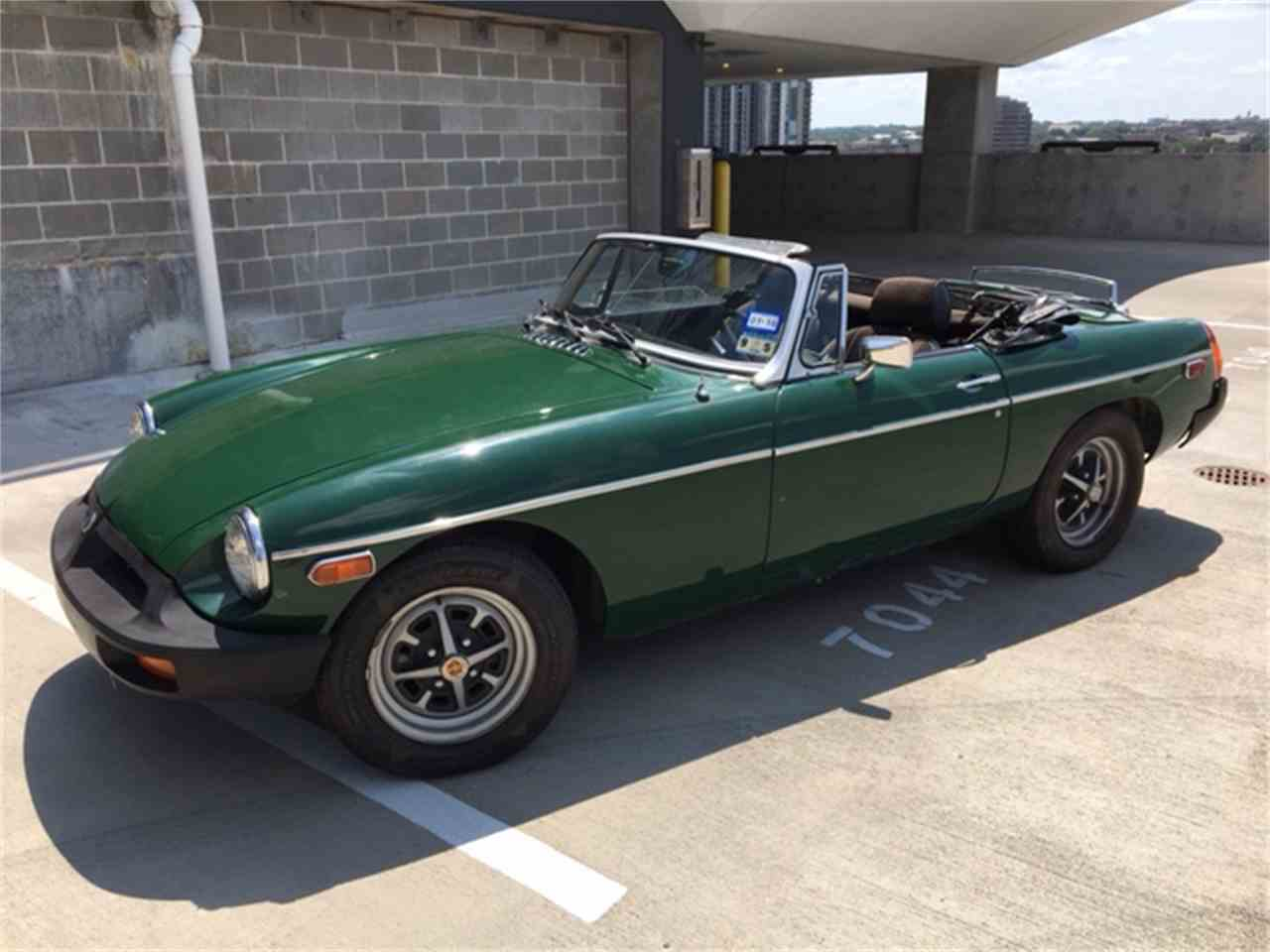 Large Picture of '77 MGB - LU57