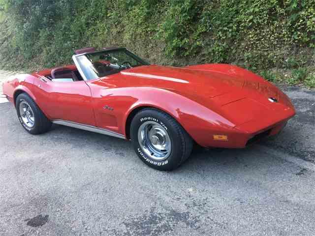1973 Chevrolet Corvette | 1018849