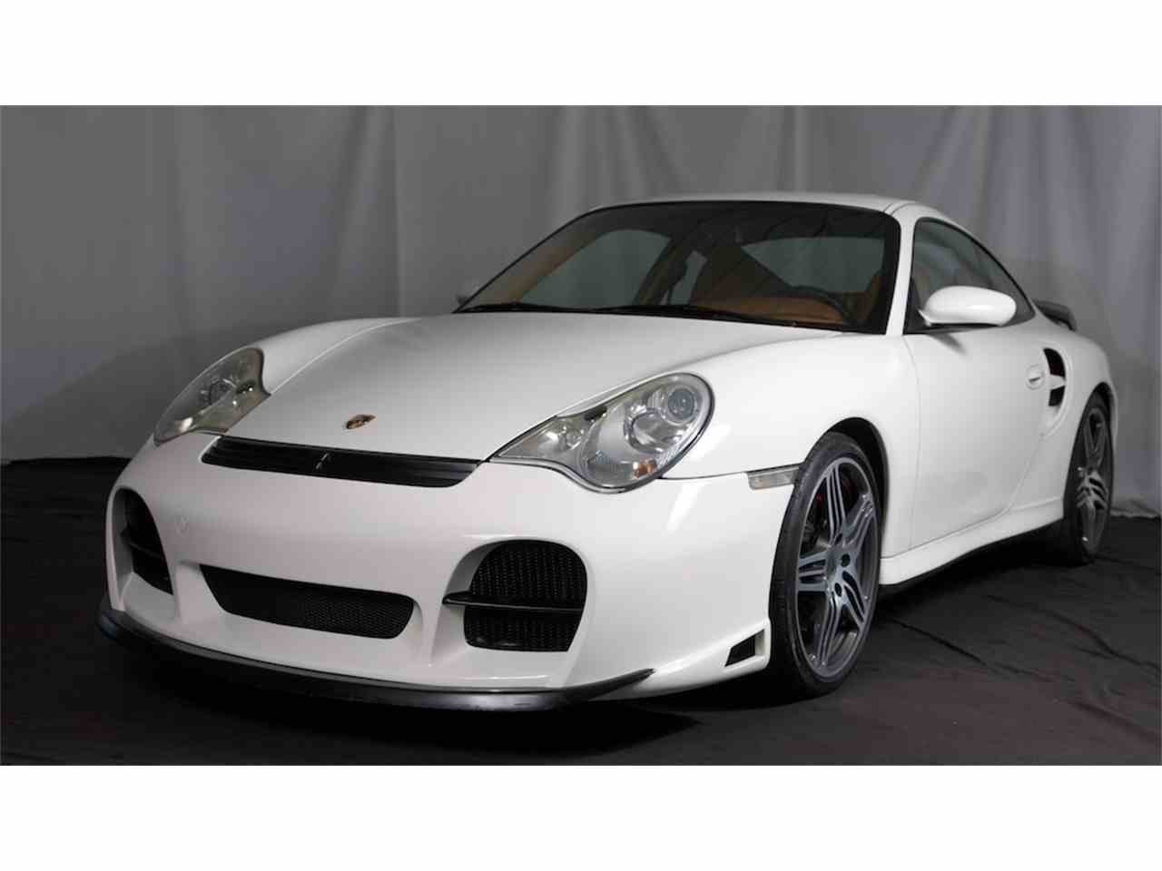 Large Picture of '01 Porsche 911 Turbo located in Monterey  California - $49,500.00 Offered by Mohr Imports Inc. - LU5E