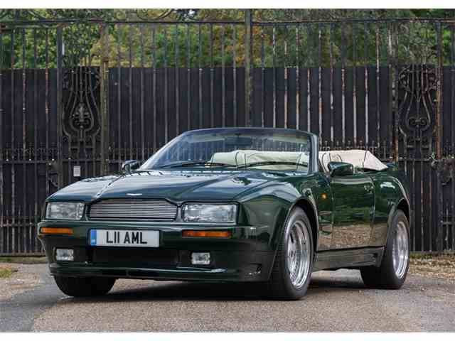 1994 Aston Martin Virage 'Widebody' Volante (6.3 litre) | 1018855
