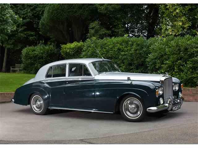 1963 Bentley S3 Saloon 'Henry' | 1018858