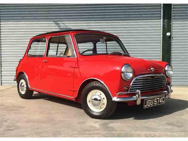 1965 Morris Mini Cooper 'S' Mk. I (1275cc) | 1018859
