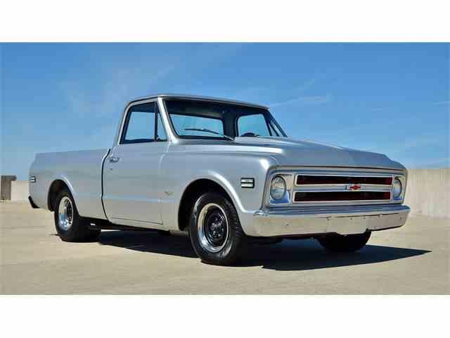 1968 Chevrolet C/K 10 | 1018862