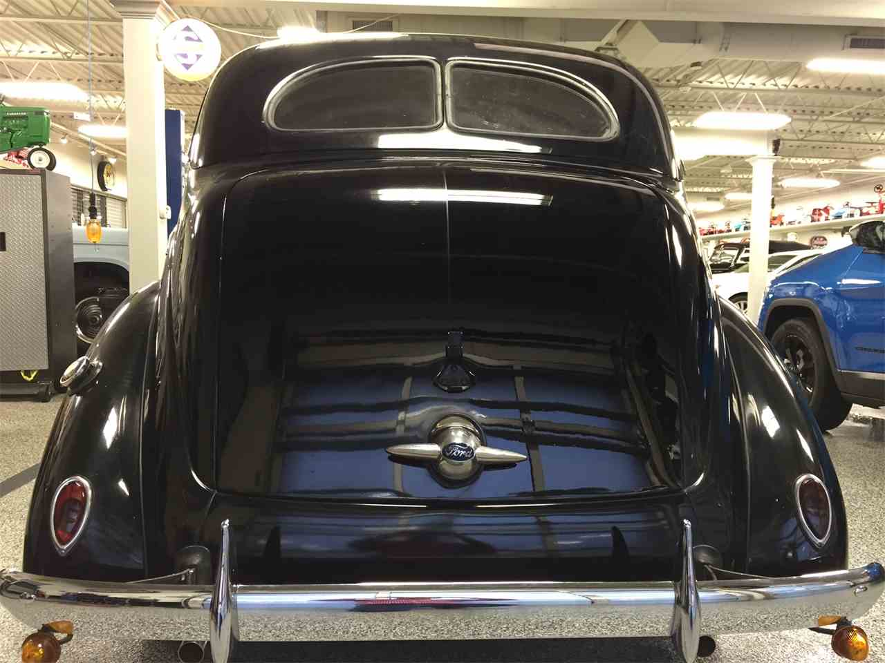 Large Picture of '38 Sedan - LU5R