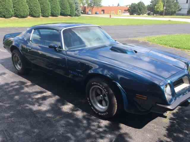 1974 Pontiac Firebird Trans Am | 1018864