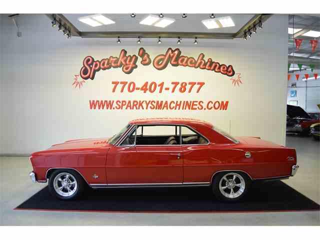 1966 Chevrolet Nova SS | 1018865