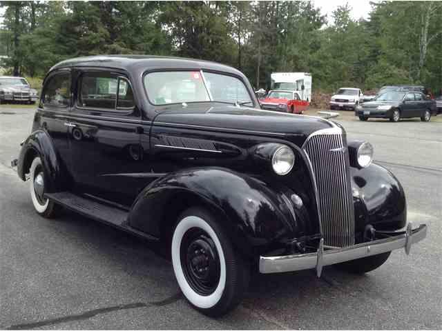 1937 Chevrolet 2-Dr Sedan | 1018869