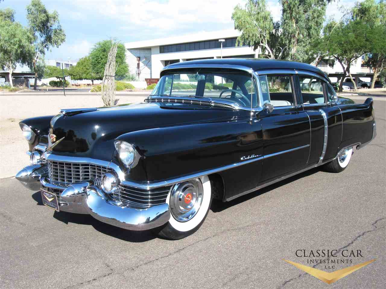 Large Picture of Classic '54 Cadillac Series 62 Offered by Classic Car Investments LLC - LU5Z