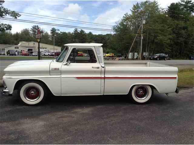 1965 Chevrolet C/K 10 | 1018872