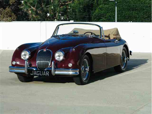 Picture of '58 XK150 - LU64