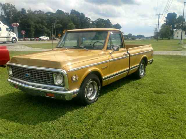 1972 Chevrolet C/K 10 | 1018883