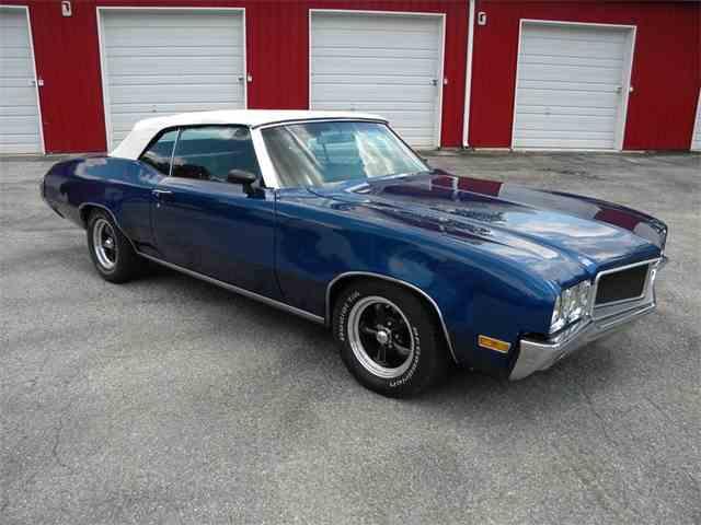 1970 Buick Gran Sport | 1018890