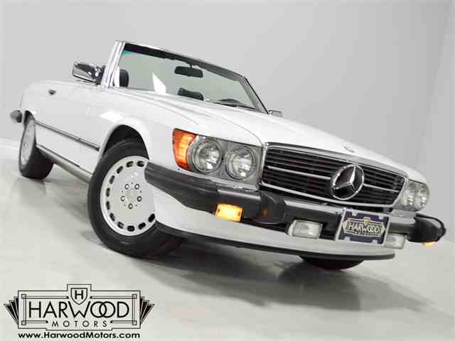 1989 Mercedes-Benz 560SL | 1018909