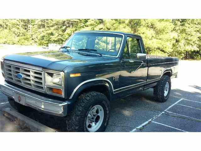 1986 Ford F250 | 1018911
