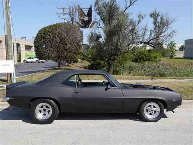 1969 Chevrolet Camaro | 1018913