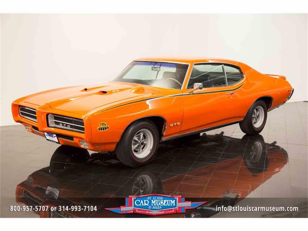 1969 Pontiac GTO (The Judge) for Sale - CC-1018920