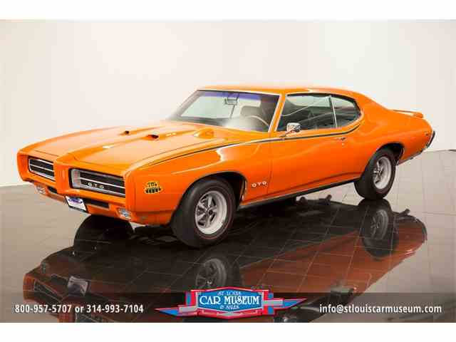 1969 Pontiac GTO (The Judge) | 1018920