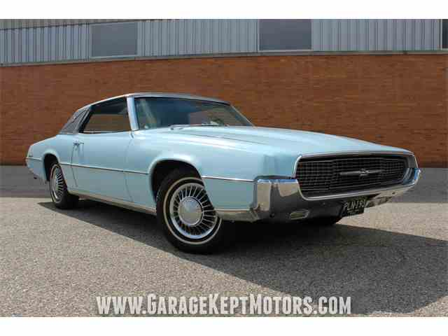 1967 Ford Thunderbird 2-Door Landau | 1018933