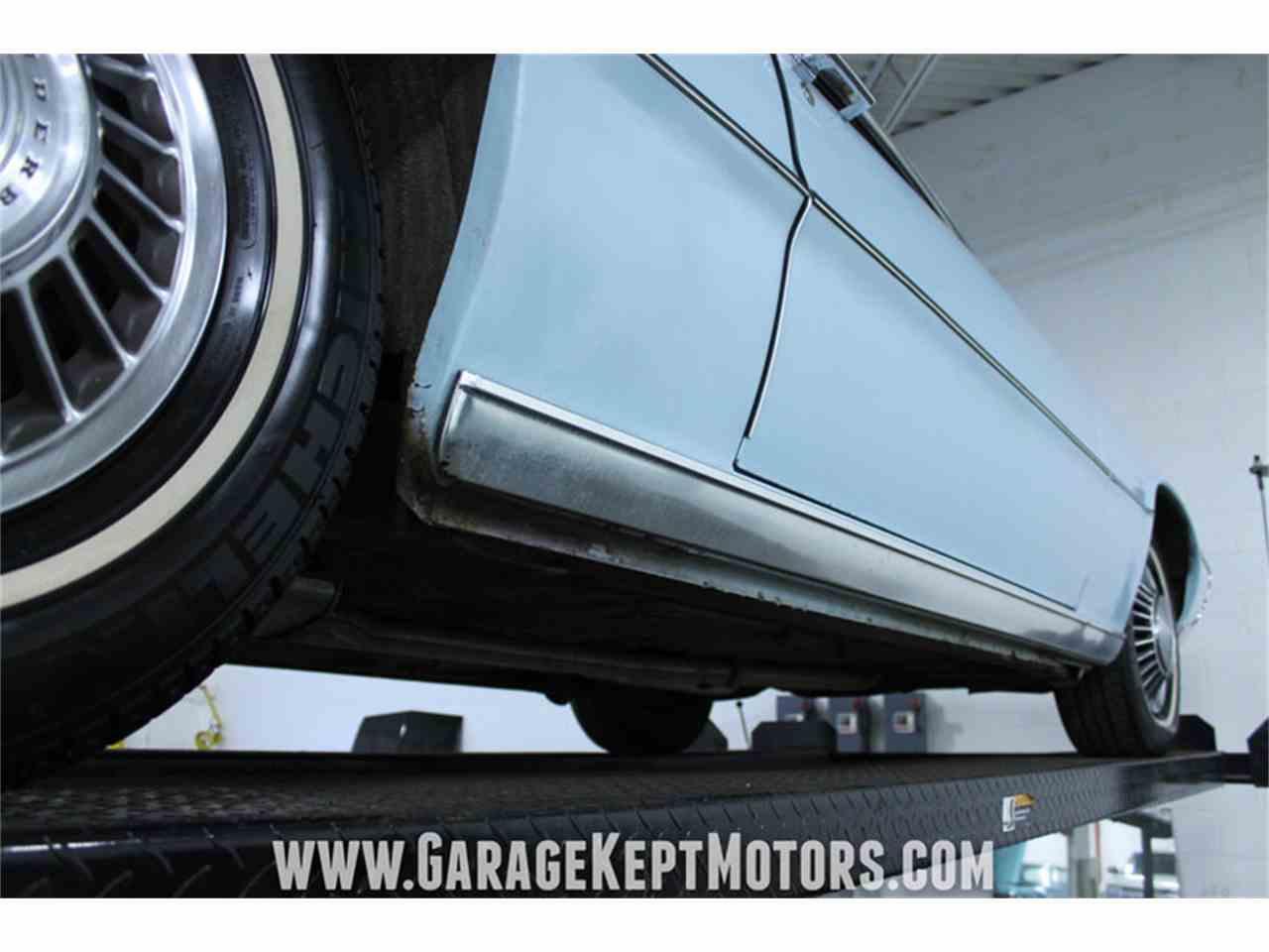 Large Picture of '67 Thunderbird 2-Door Landau - LU7P