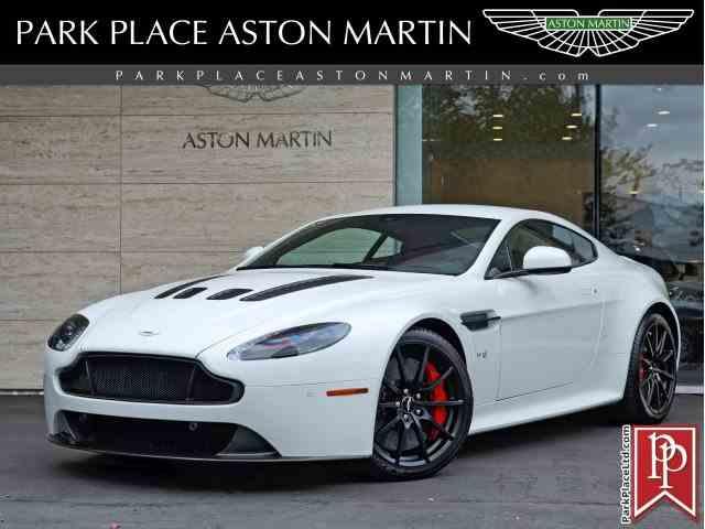 2017 Aston Martin Vantage | 1018936