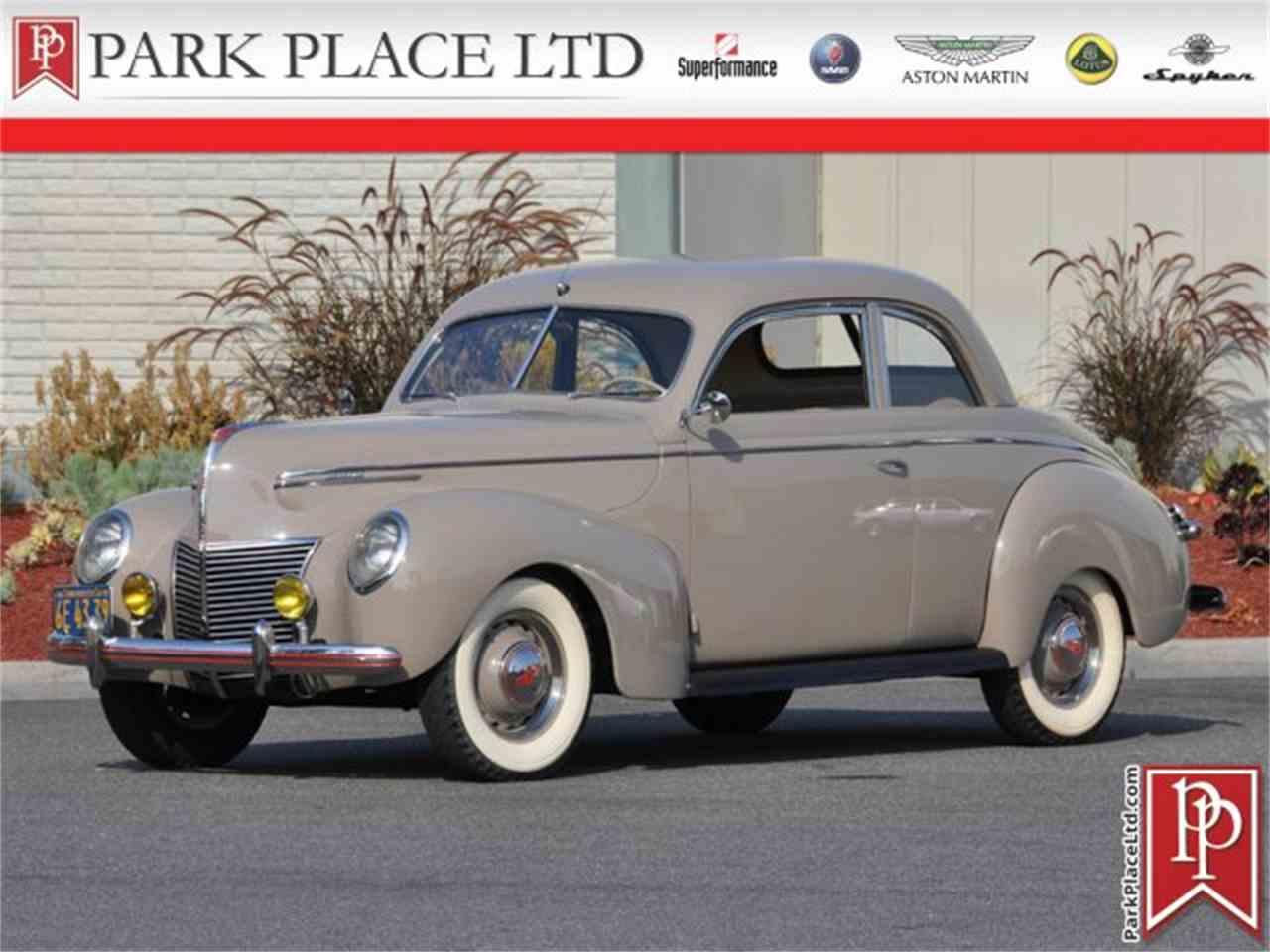 1939 Mercury Eight - CC-1018937
