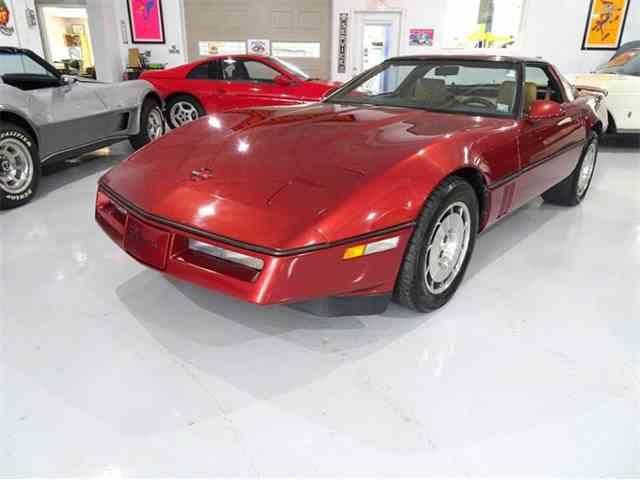 1986 Chevrolet Corvette | 1018946