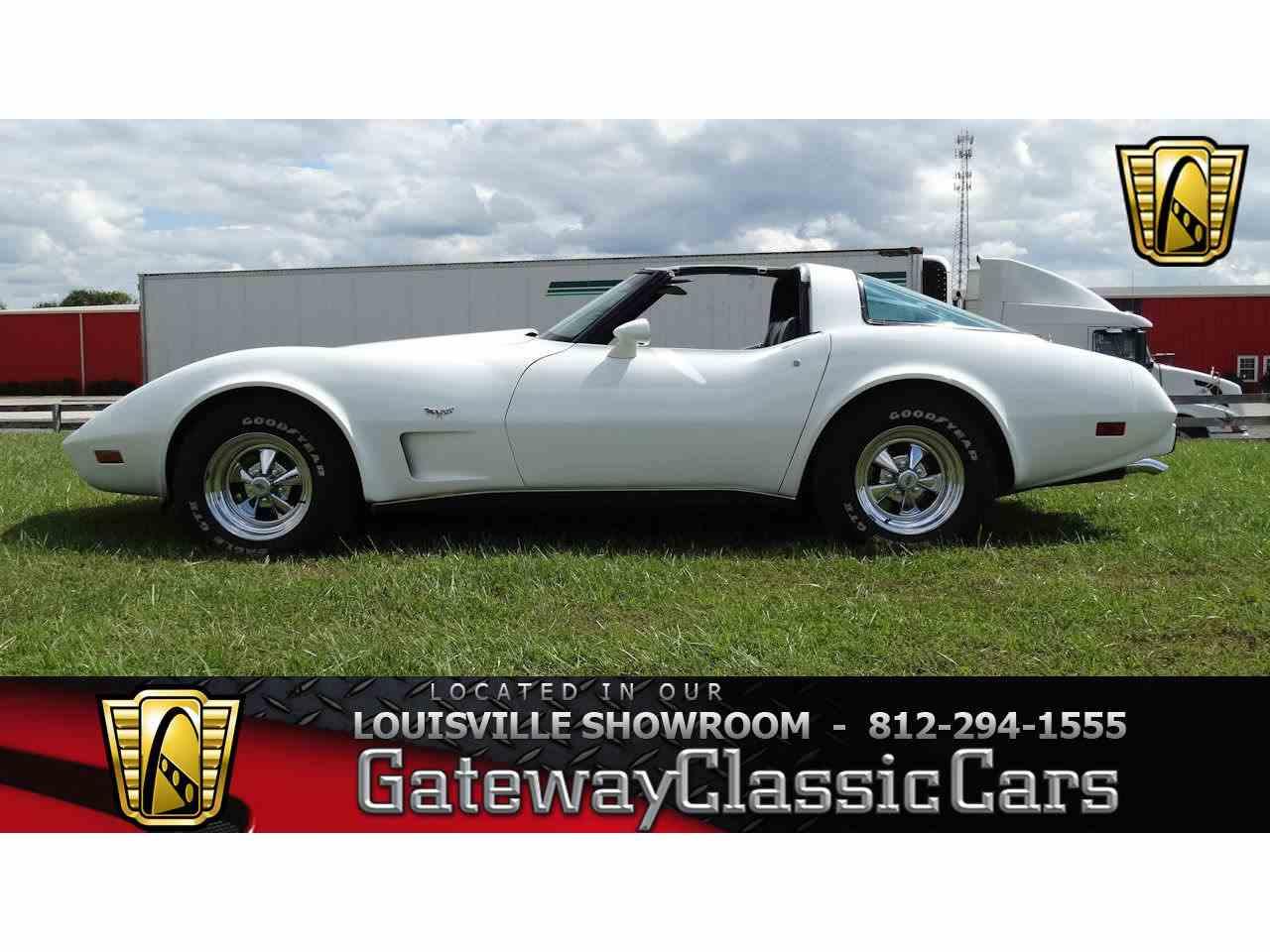 Large Picture of '79 Corvette - LU84